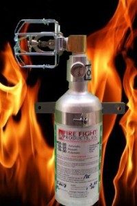 SS30 - Fridge fire protection